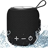 Portable Bluetooth Speaker,SANAG Bluetooth 5.0 Dual Pairing Loud Wireless Mini Speaker, 360 HD Surround Sound & Rich…