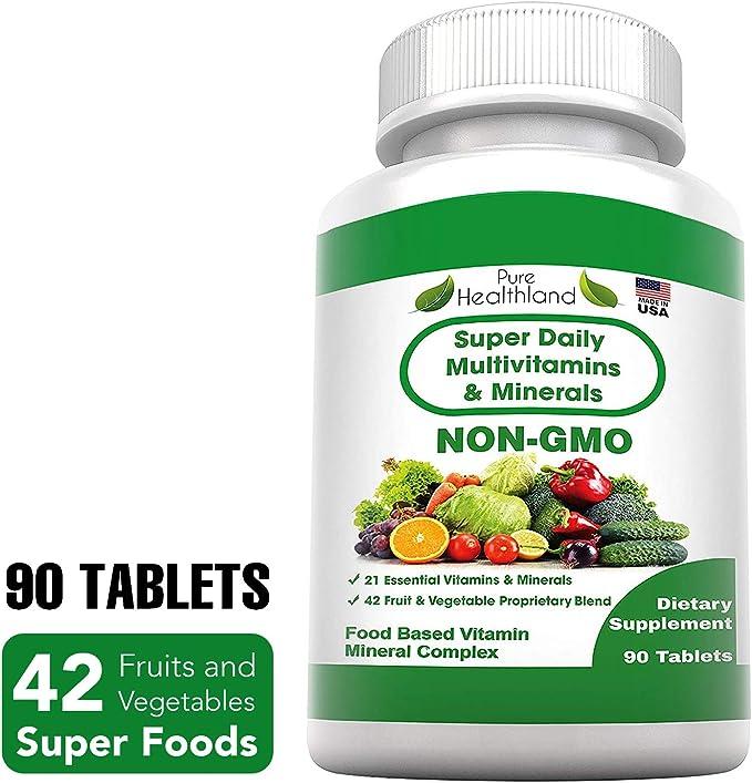 Best Vitamin Supplements For Elderly