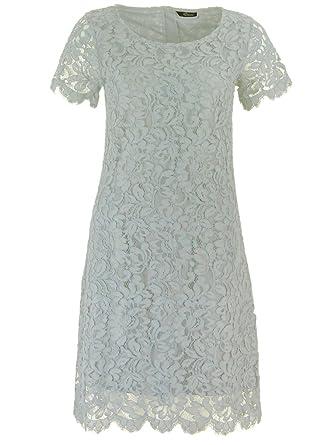 WeißGröße 42;farbe In Damen Spitzen Princess Hollywood Goes Kleid FKJTl1c