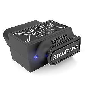 BlueDriver LSB2 Bluetooth Pro OBDII Scan Tool