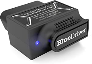BlueDriver Bluetooth Pro OBDII for Mercedes diagnostic tool