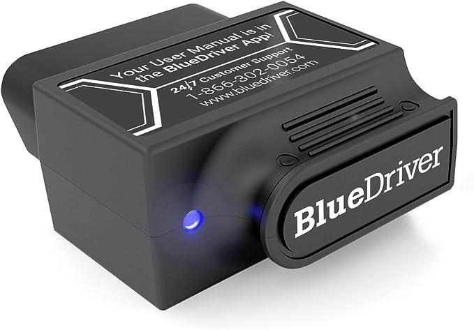 BlueDriver Lector profesional de códigos OBD2