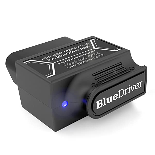 BlueDriver OBDII Scan Tool is one of the best OBD2 Bluetooth Scanners in 2019