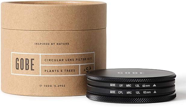 Lens Filter CPL 3Peak Gobe 58mm Circular Polarizing