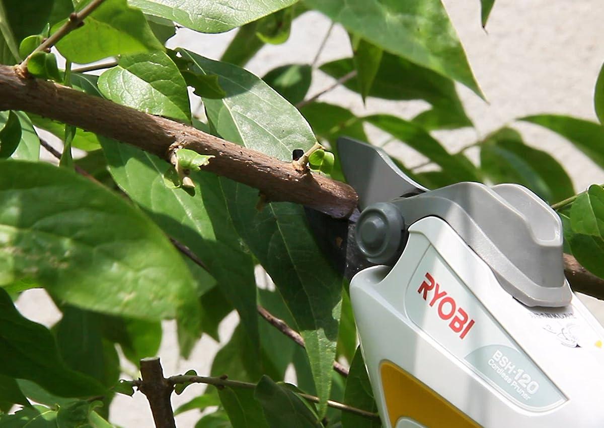 RYOBI rechargeable pruning shears BSH-120 import JPN