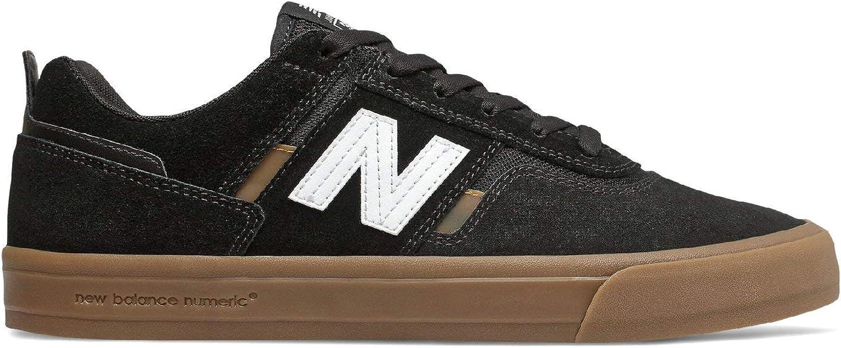 New Balance Numeric 306 Herren Sneakers Skateboardschuhe Schwarz/Gummi