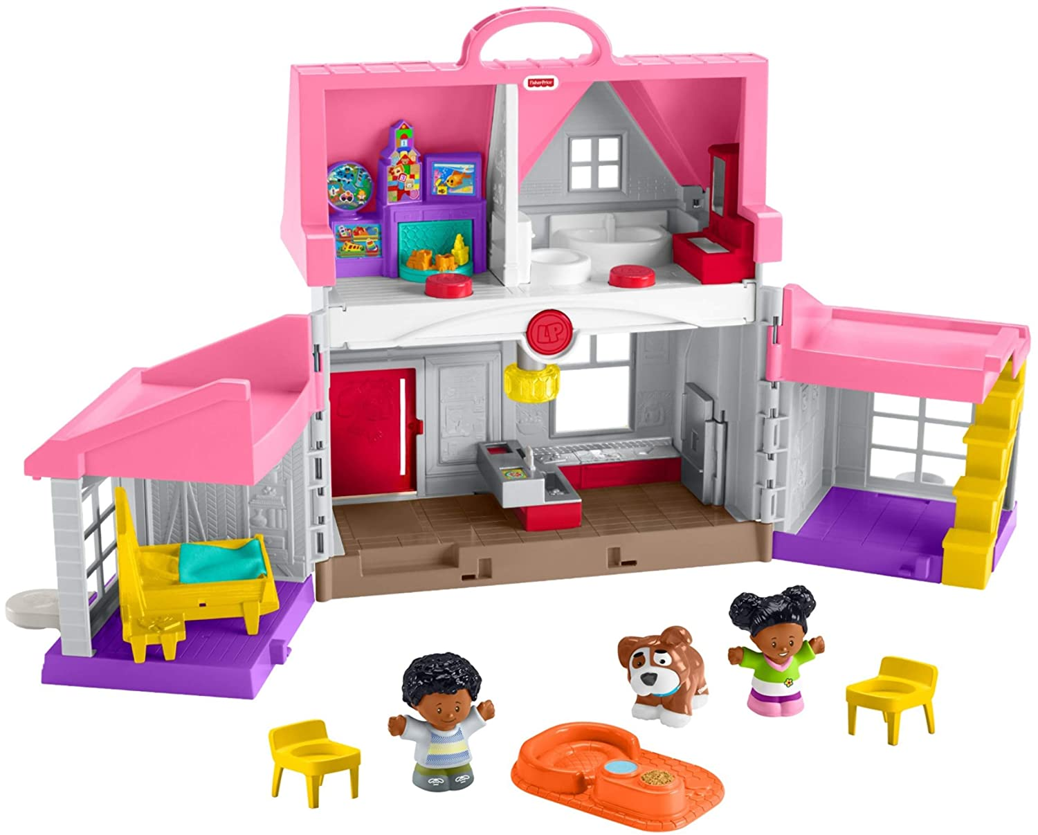 Fisher-Price Little People Big Helpers Home FWX12