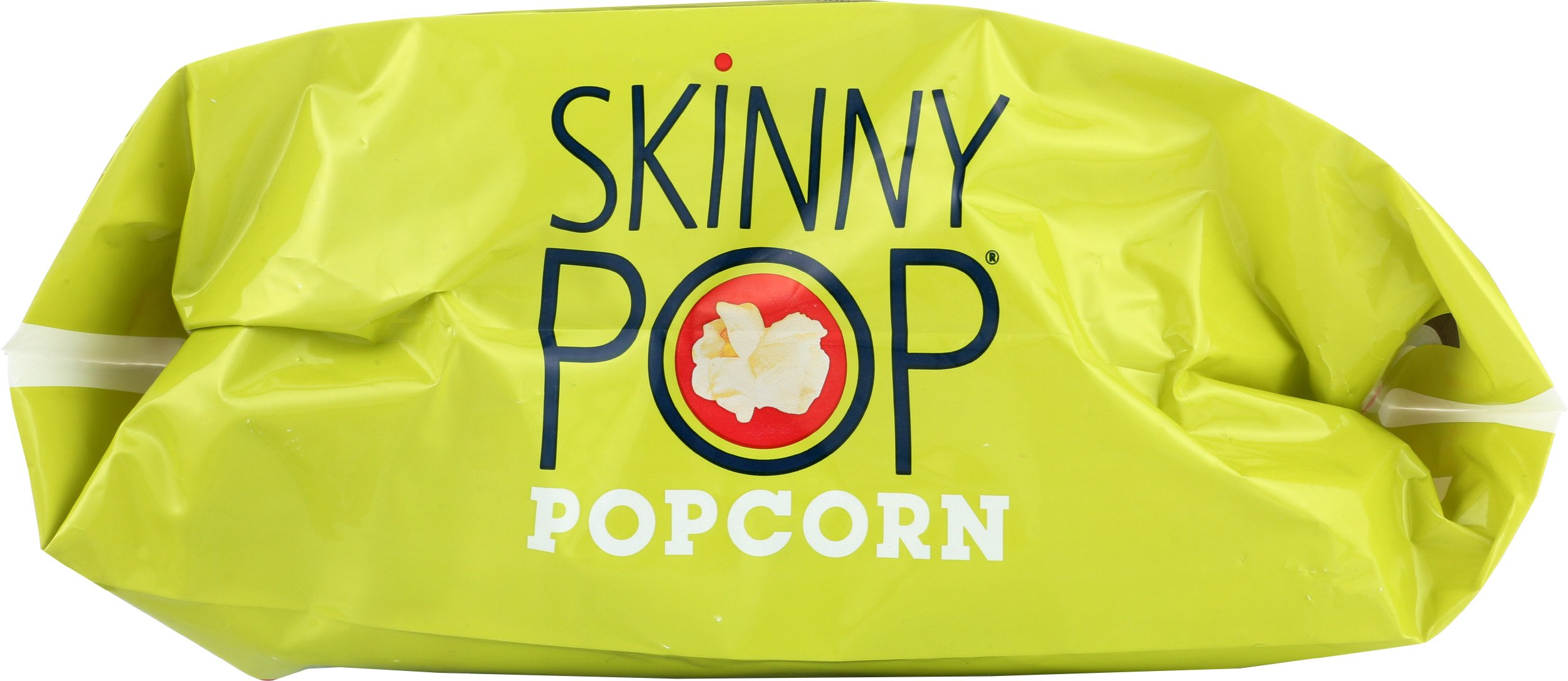 SKINNYPOP Original Popped Popcorn, Skinny Pack, Individual Bags, Gluten Free Popcorn, Non-GMO, No Artificial Ingredients, A Delicious Source of Fiber, 3.9 Ounce (Pack of 10) by SkinnyPop (Image #2)