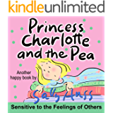 Princess Charlotte and the Pea