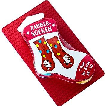 36-40 Damen Socken mit Eulen-Motiv Socken Gr