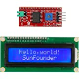 SunFounder IIC/I2C/TWI I2C LCD1602 Display Module for Arduino and Raspberry Pi
