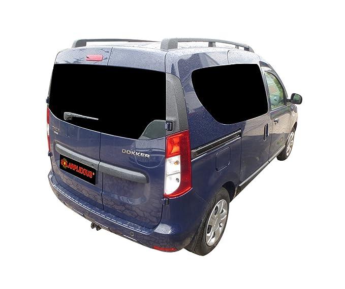 Auto sol protección Bj Dacia Dokker 2 x Puerta Corredera.2013 28555 - 6: Amazon.es: Coche y moto