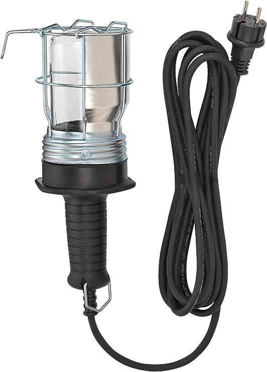 Top Handleuchte Gummi 100W 5m Arbeitsleuchte Werkstattleuchte Leuchte Lampe