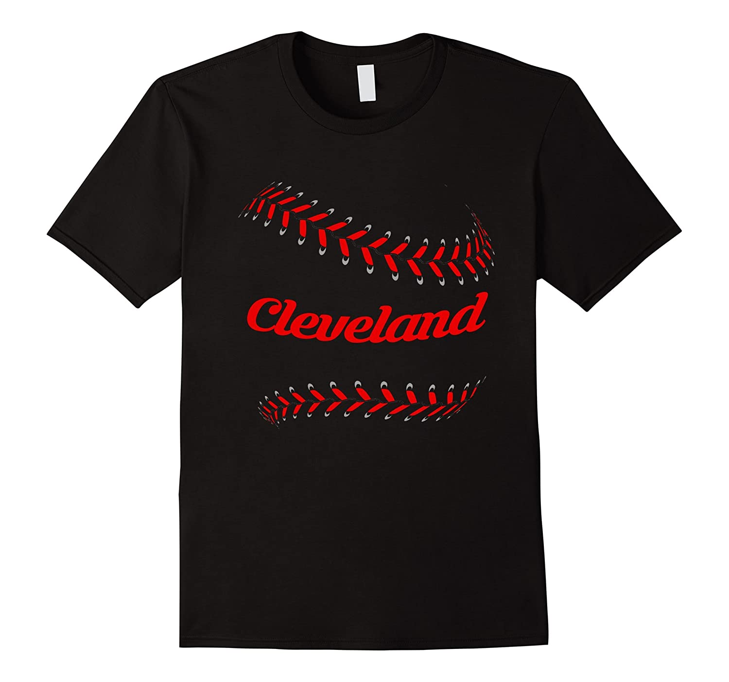 Cleveland Ohio Baseball T-Shirt Gifts Fans Tees-BN