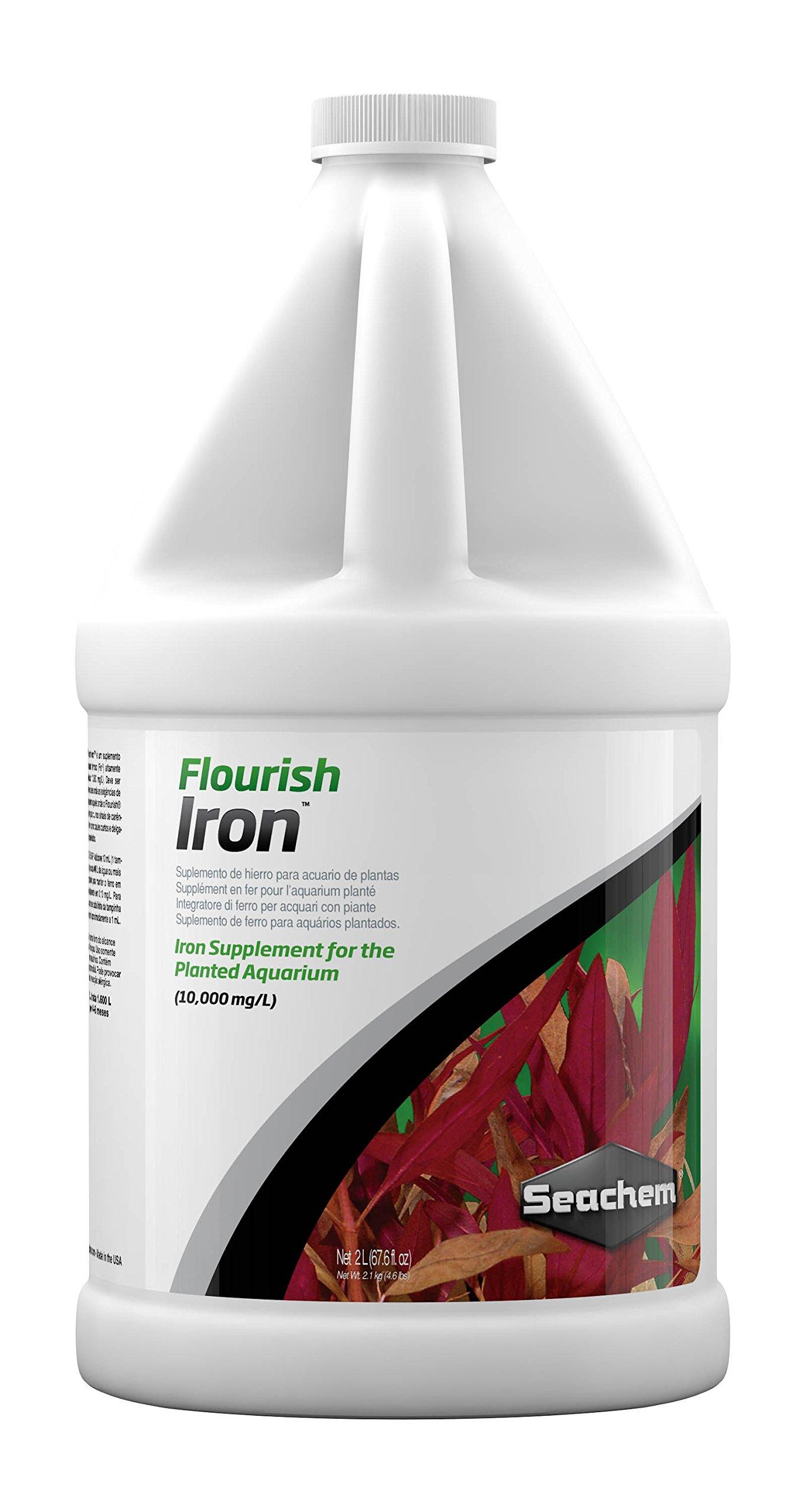 Seachem Flourish Iron, 2 Liter