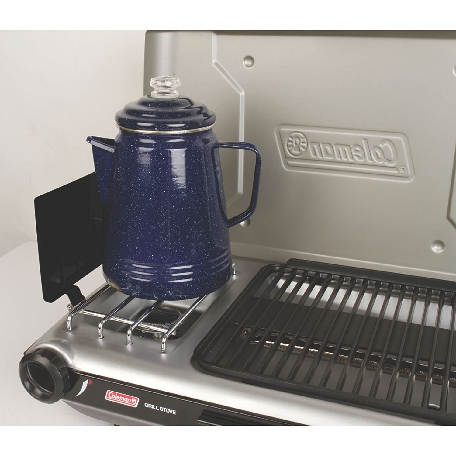 The Coleman Company Inc Coleman Camp Propane Grill//Stove 2000020925NP