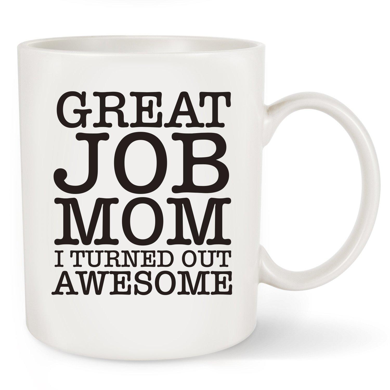 Mothers Day Gift For Mom Funny Mug