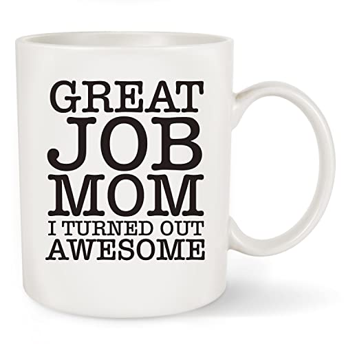 Mothers Day Gift For Mom Funny Mug