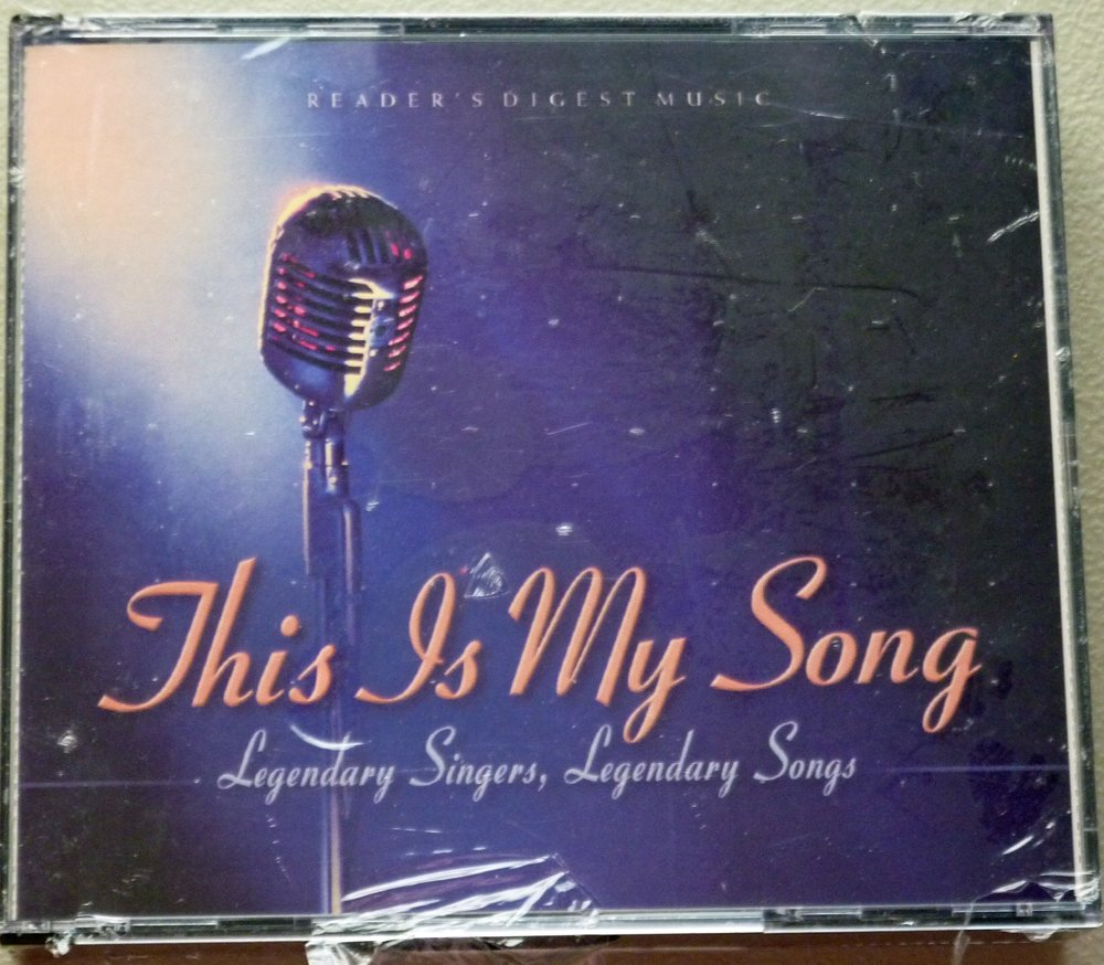 This is My Song - Legendary Singers, Legendary Songs - Reader's Digest - Audio CD pdf epub