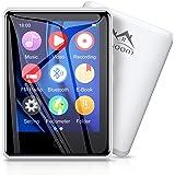 Timoom M6 32GB Reproductor MP3 Bluetooth 5.0 Running Reproductor MP4 con Pantalla de 2.8 Pulgadas y Botón Táctil Radio…