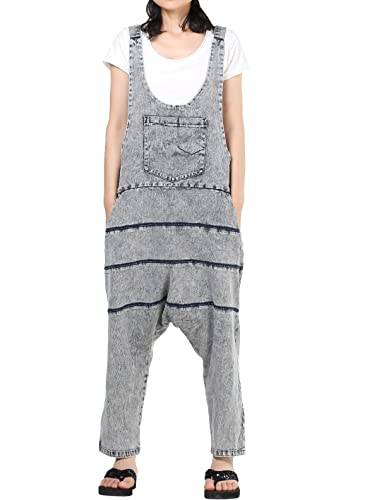 Vogstyle Mujer Harem Casual Jumpsuit