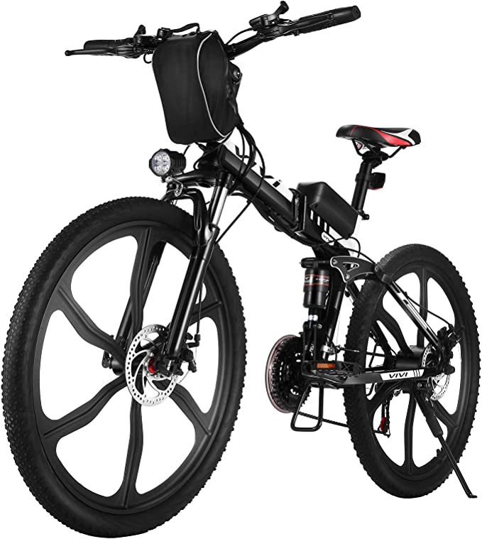 Vivi Folding Electric Bike