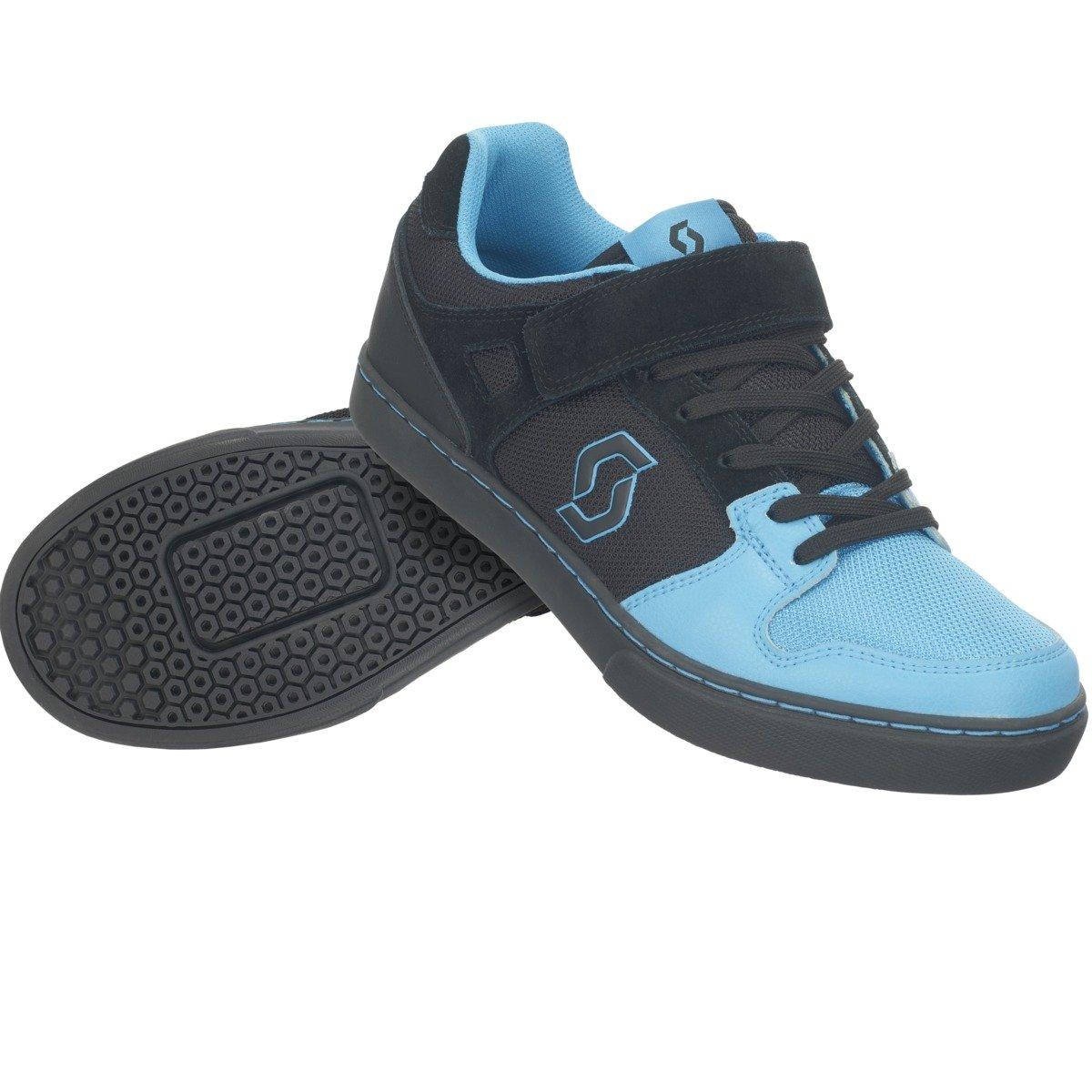 Zapatillas Scott FR 10 Clip Blue Talla 43: Amazon.es: Deportes y aire libre