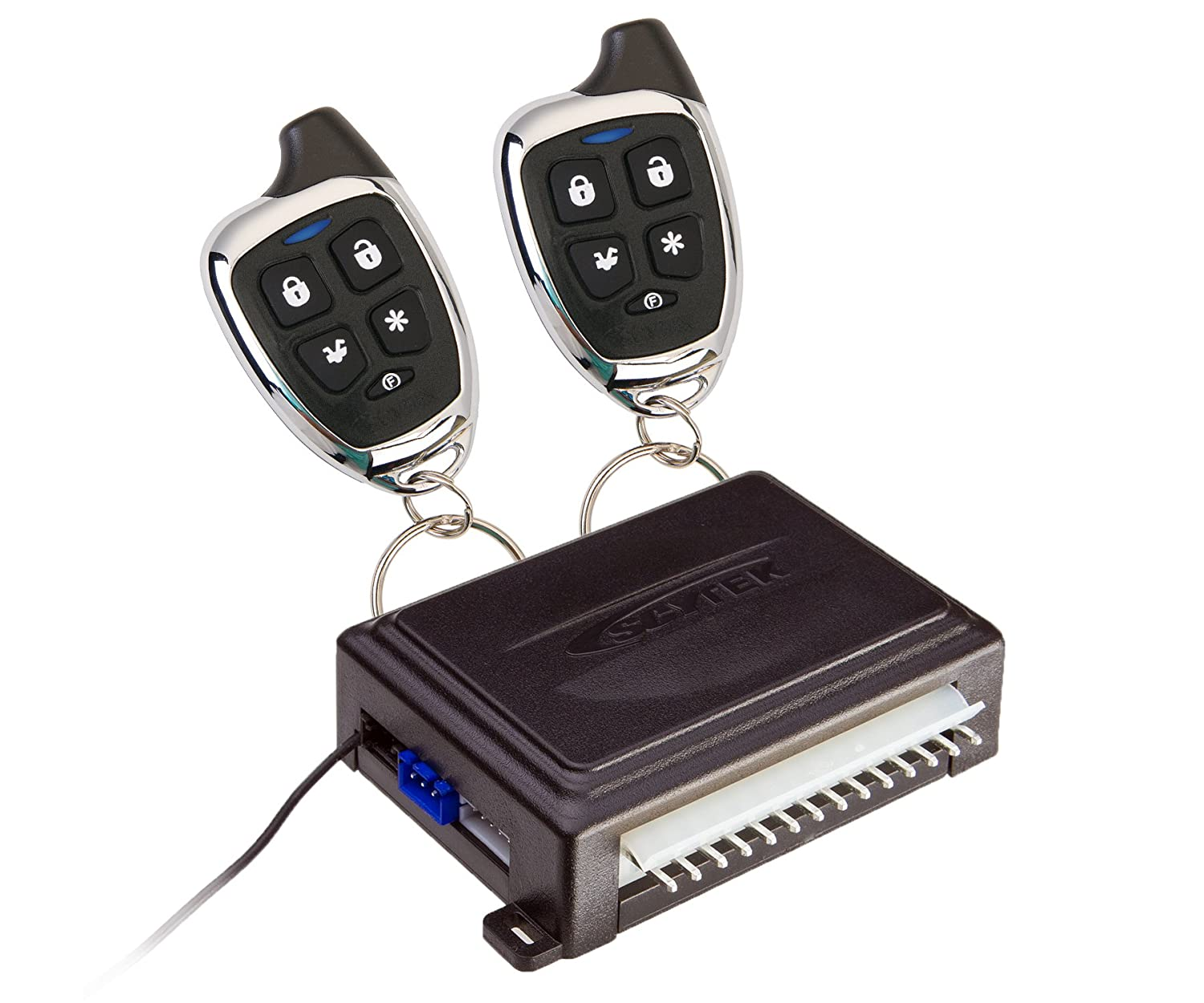 Amazon.com: Scytek Galaxy G27 Vehicle Security System with Keyless Entry:  Cell Phones & Accessories