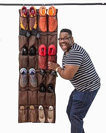 BEST OVER THE DOOR SHOE ORGANIZER FOR LARGE SHOES For Busy Men And Women,  Perfect