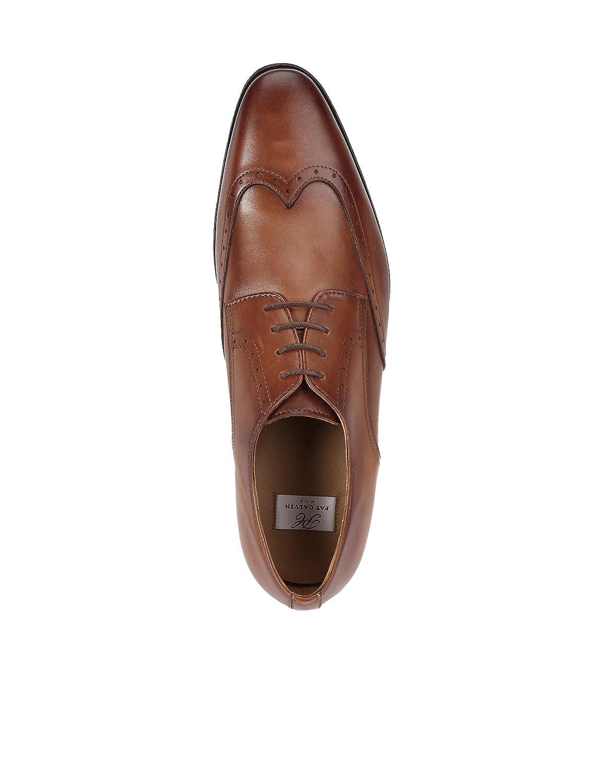 PAT CALVIN Schuhe Herren aus feinem Leder, zeitlos eleganter