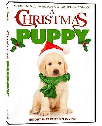 amazon com a christmas puppy alexandra paul maureen mccormick