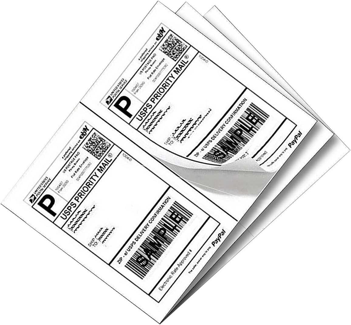 200 labels laser printer labels click ship address mail