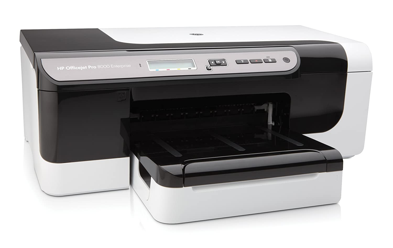 HP Officejet Pro 8000 - Impresora de tinta(b/n 15 PPM, color 8.5 ...