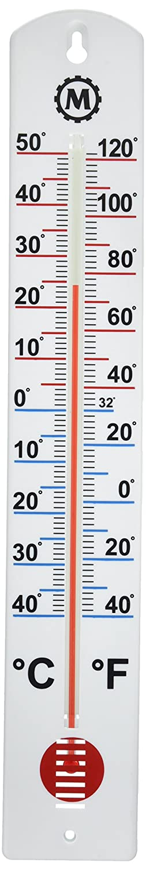 MARATHON BA030001 Vertical Outdoor Thermometer - 16-Inch SYNCHKG072424