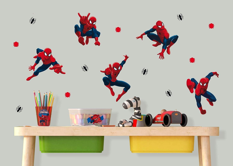 30 x 30 cm Film AG Design 1 Autocollant Mural Multicolore