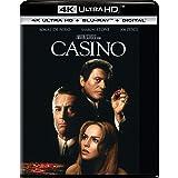 Casino [4K Ultra HD] [Blu-ray]