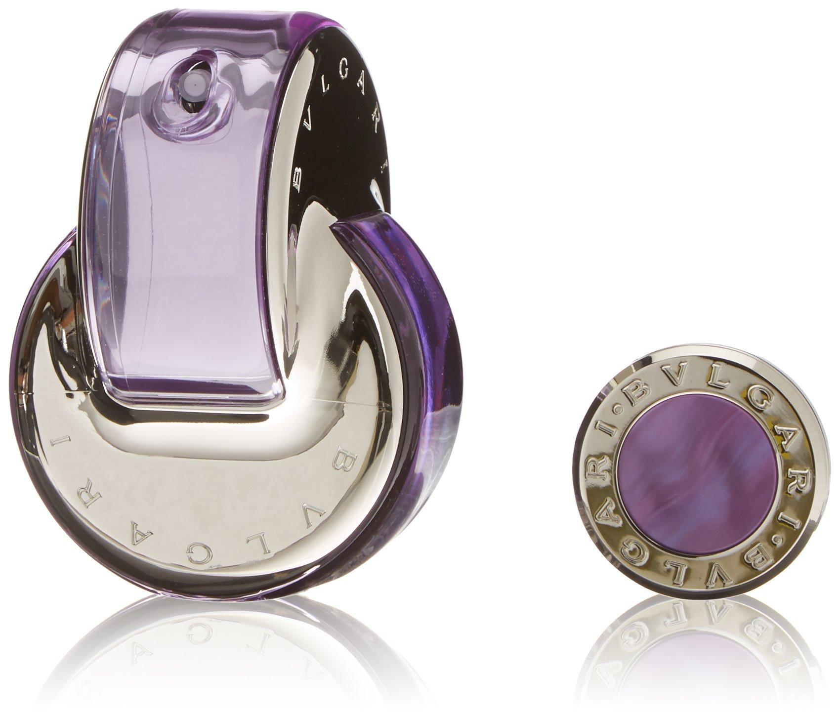 Bvlgari Omnia Amethyste for Women 2 Piece Gift Set (2.2 Ounce Eau de Toilette Spray Plus 0.03 Ounce Solid Perfume)