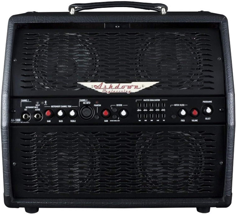 Ashdown AA-100-R - Amplificador para guitarra acústica: Amazon.es: Instrumentos musicales