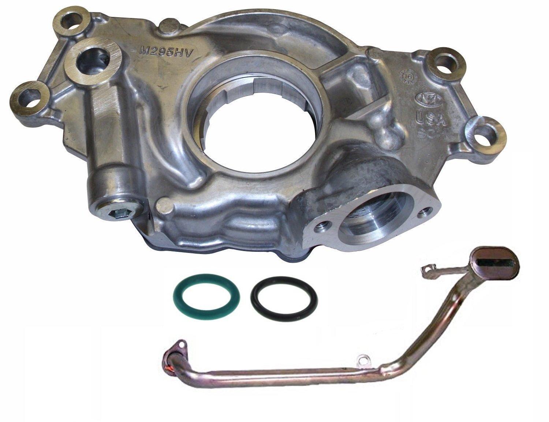 1999-2007 Chevy GMC 4.8 4.8L 5.3 5.3L 6.0 6.0L M-295HV HIGH Volume Oil Pump and Pick UP (Oil Pump & Pick UP) Melling Engine Parts