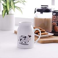Clay Craft Cane Small Carpet Bone China Milk Mug