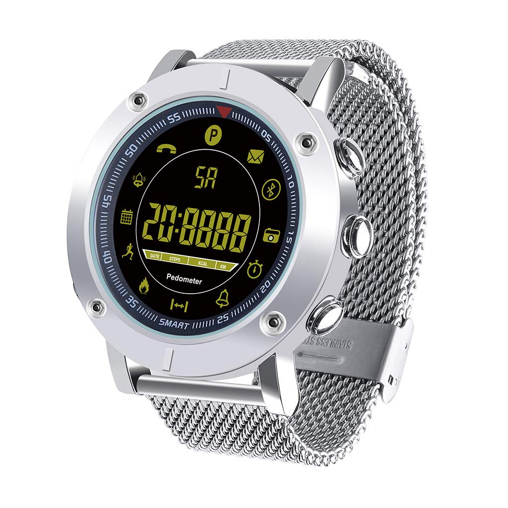 EX19 Smart Watch Android Sports Fitness Step Counter Smart Watch