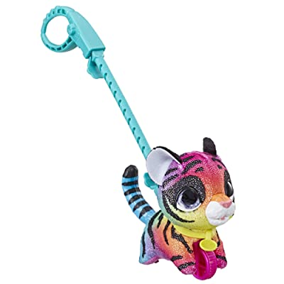Furreal Walkalots Lil' Wags Tiger Toy, Ages 4 & Up: Toys & Games [5Bkhe0905977]