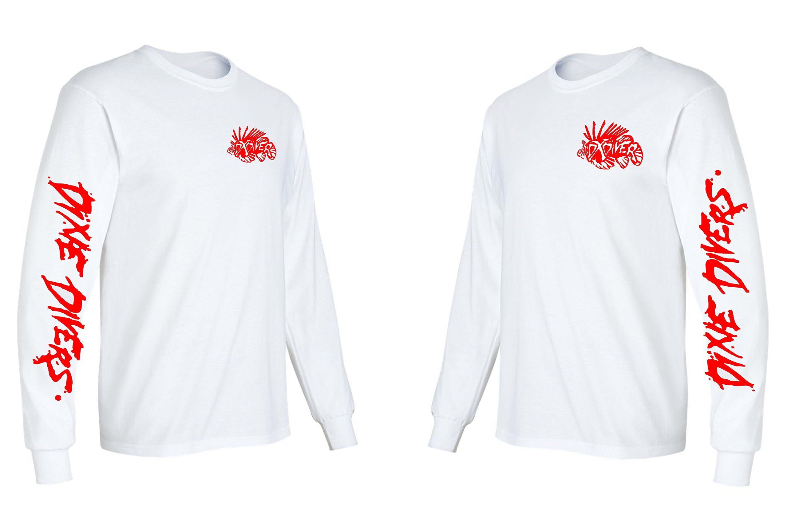 24'' Zoo Keeper Clear Lionfish Containment Unit Medium LCU-16 DXDiver Wicking Shirt Sun Protection Size Small Scuba Diving Freediving Spearfishing Longsleeve by ZooKeeper (Image #4)