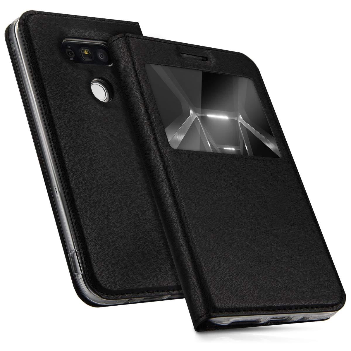 kwmobile Funda para LG G5 / G5 SE - Carcasa de [Cuero sintético ...