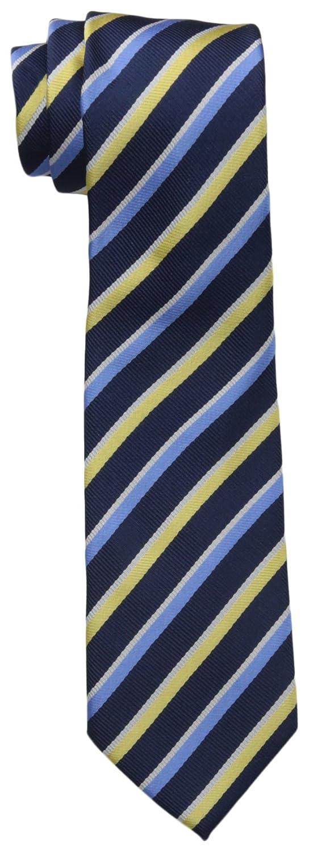 Dockers Big Boys Stripped Necktie Green One Size Dockers Boys 8-20 Belts DY00110006NO