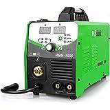 Reboot MIG Welder Flux Core 220V MIG160 Digital Gas/Gasless Inverter MIG/Stick/Lift TIG Welder Supports 2LB/10LB Flux…