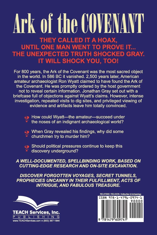 Ark of the Covenant: Amazon.es: Gray, Jonathan: Libros en ...