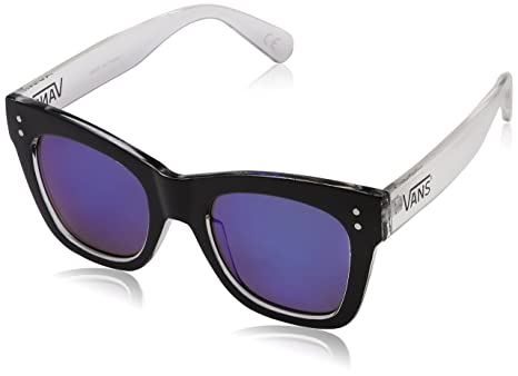 Vans SUNNY DAZY SUNGLASSES Gafas de sol, Negro (Black-Clear ...