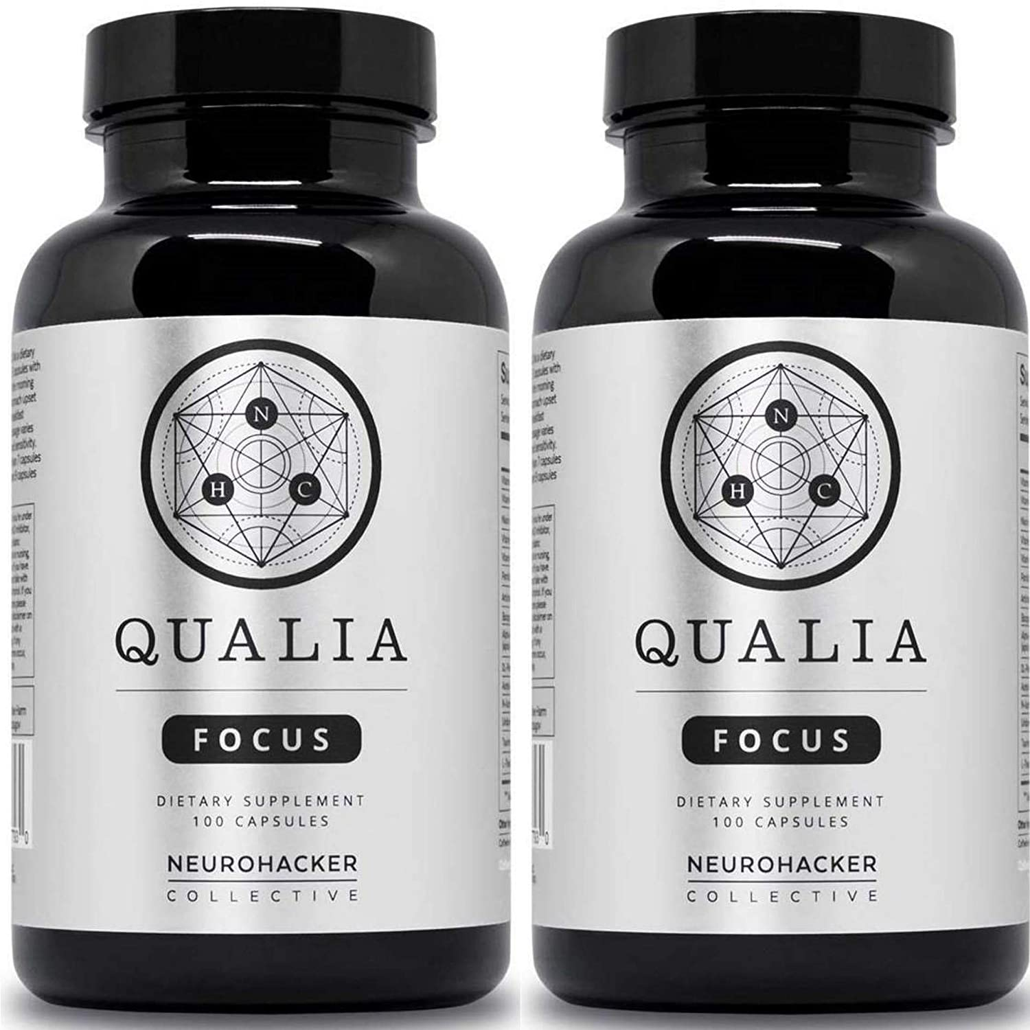 Qualia by Neurohacker Collective: The Most Comprehensive Nootropic Stack  Designed to