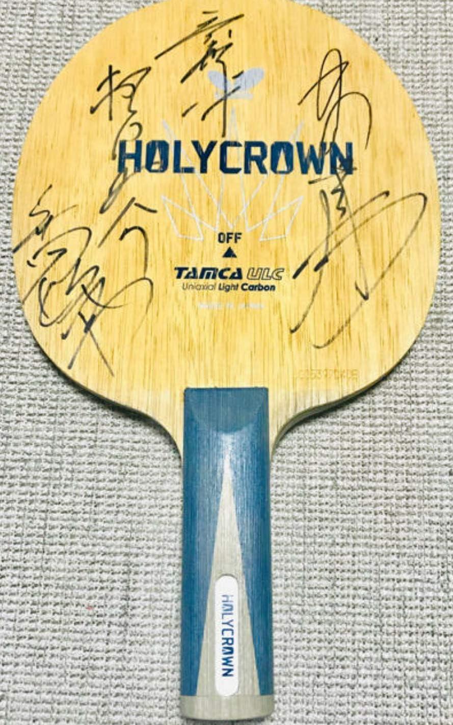 【廃盤旧ロット】卓球ラケット ホーリークラウン 84g